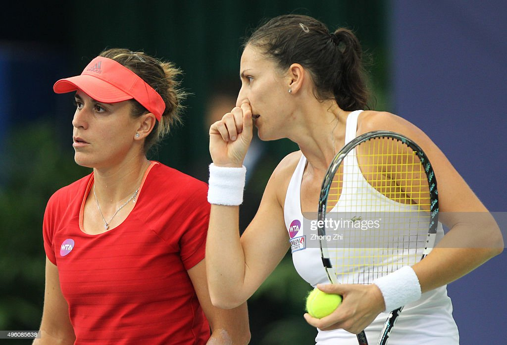 WTA Elite Trophy 2015 - Day 6