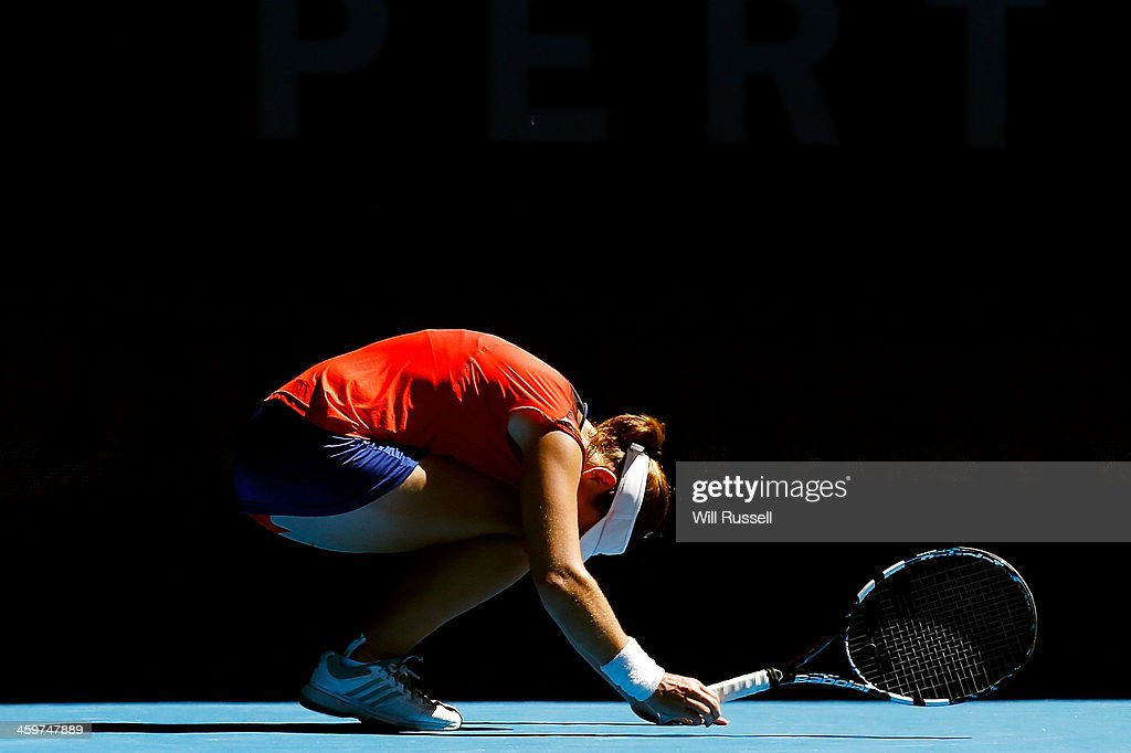 2014 Hopman Cup -  Day 3