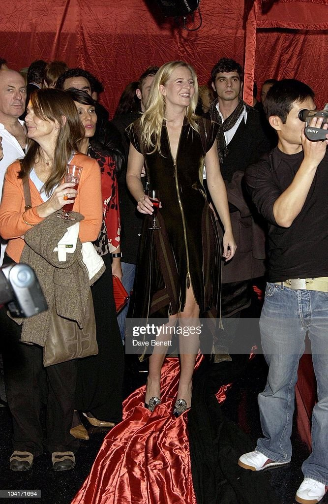 Anabel Weston, Super Brands Party At The Momo Restaurant In Selfridges, Where The Best Designers Outlets Were Set On One Floor