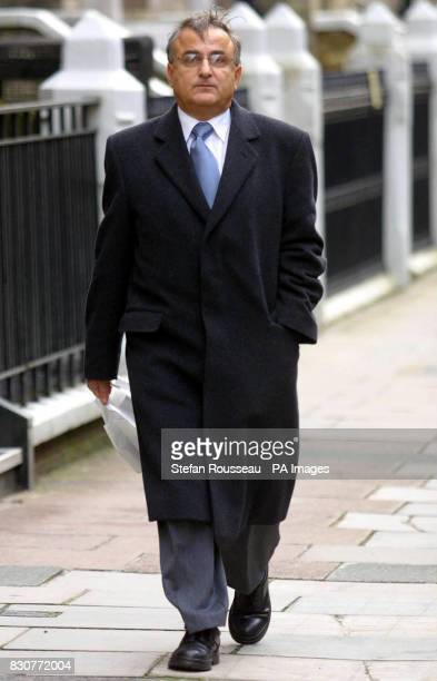 Anaesthetist Paul Galea arriving the General Medical Council in central London where he admitted harassing four staff nurses during a series of...
