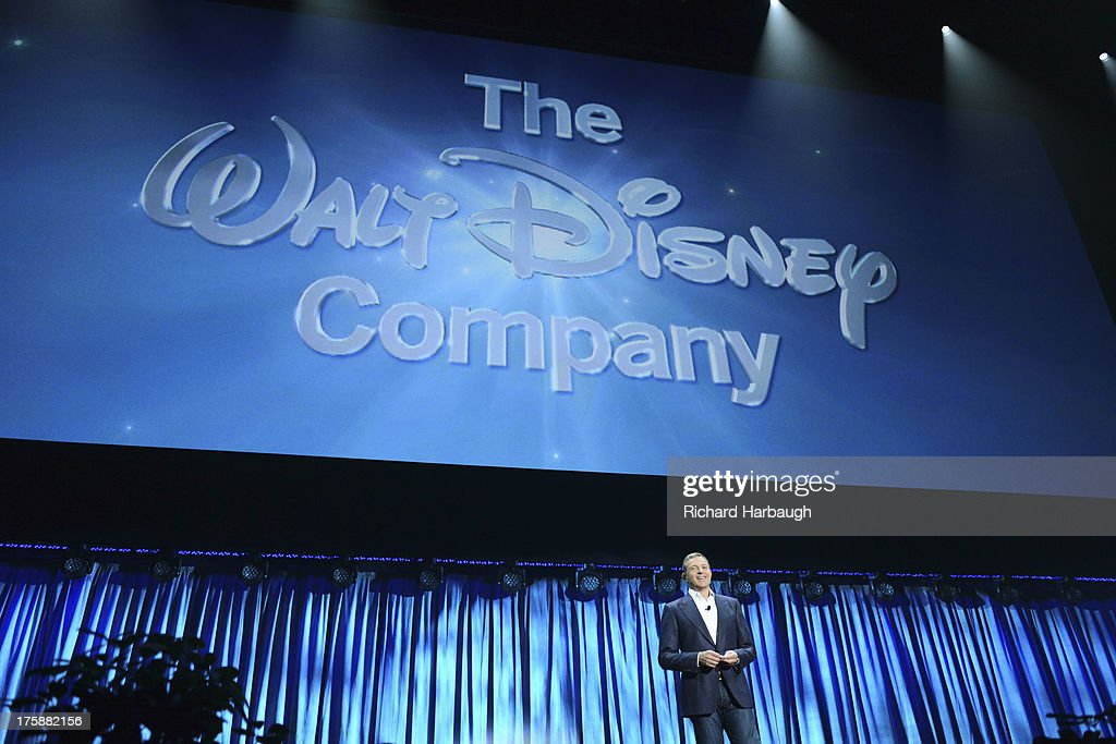 STUDIOS - Anaheim, California (August 9, 2013) - John Lasseter takes guests on a journey through The Walt Disney Studios' slate of upcoming animated features, including Walt Disney Animation Studios' 'Frozen' and Pixar Animation Studios' 'The Good Dinosaur.' A. IGER