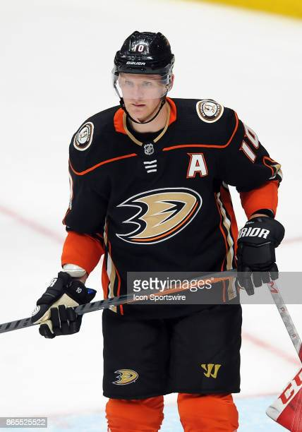 Anaheim Ducks rightwing Corey Perry in action during the third period of a game against the Montréal Canadiens on October 20 played at the Honda...