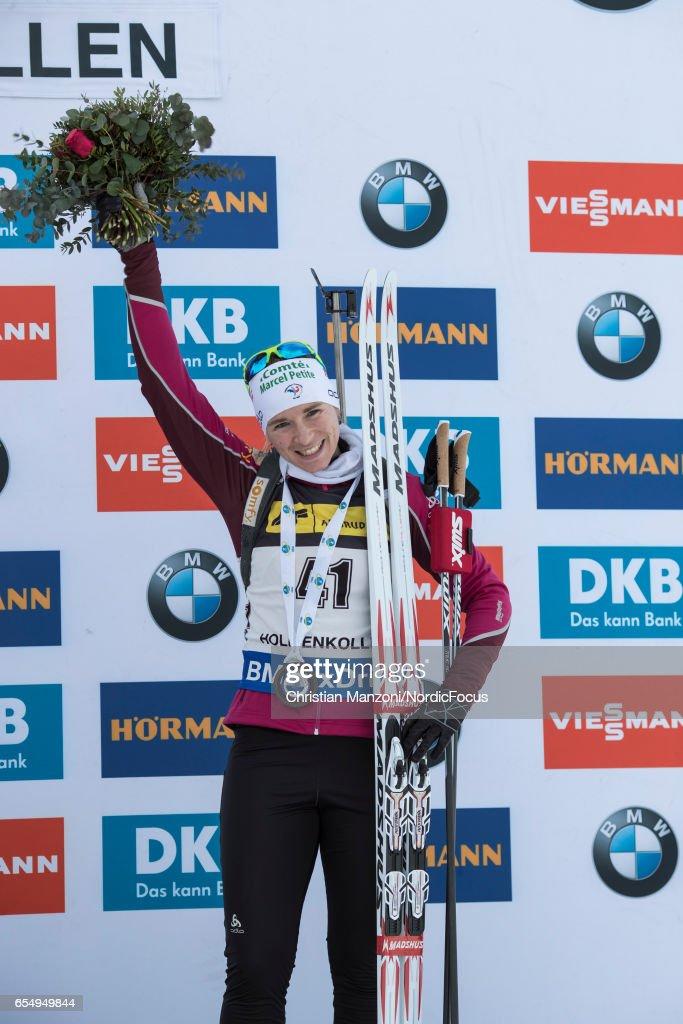 BMW IBU World Cup Biathlon Oslo Holmenkollen - 7.5 km Women's Sprint