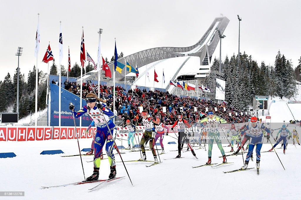 IBU Biathlon World Championships - Mixed Relay