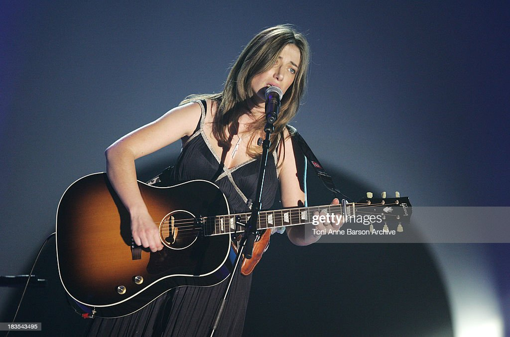 Anais during 2007 Victoires de la Musique - Show at Zenith de Paris in Paris, France.
