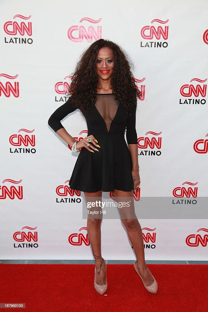 Anais Martinez attends the CNN en Espanol and CNN Latino 2013 Upfront at Ink 48 Hotel on May 2, 2013 in New York City.