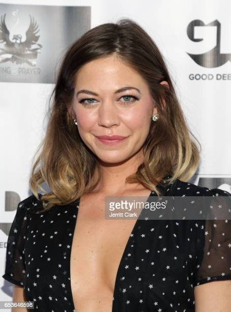 Analeigh Tipton attends the Screening Of Good Deed Entertainment's 'All Nighter' at Ahrya Fine Arts Theater on March 15 2017 in Beverly Hills...