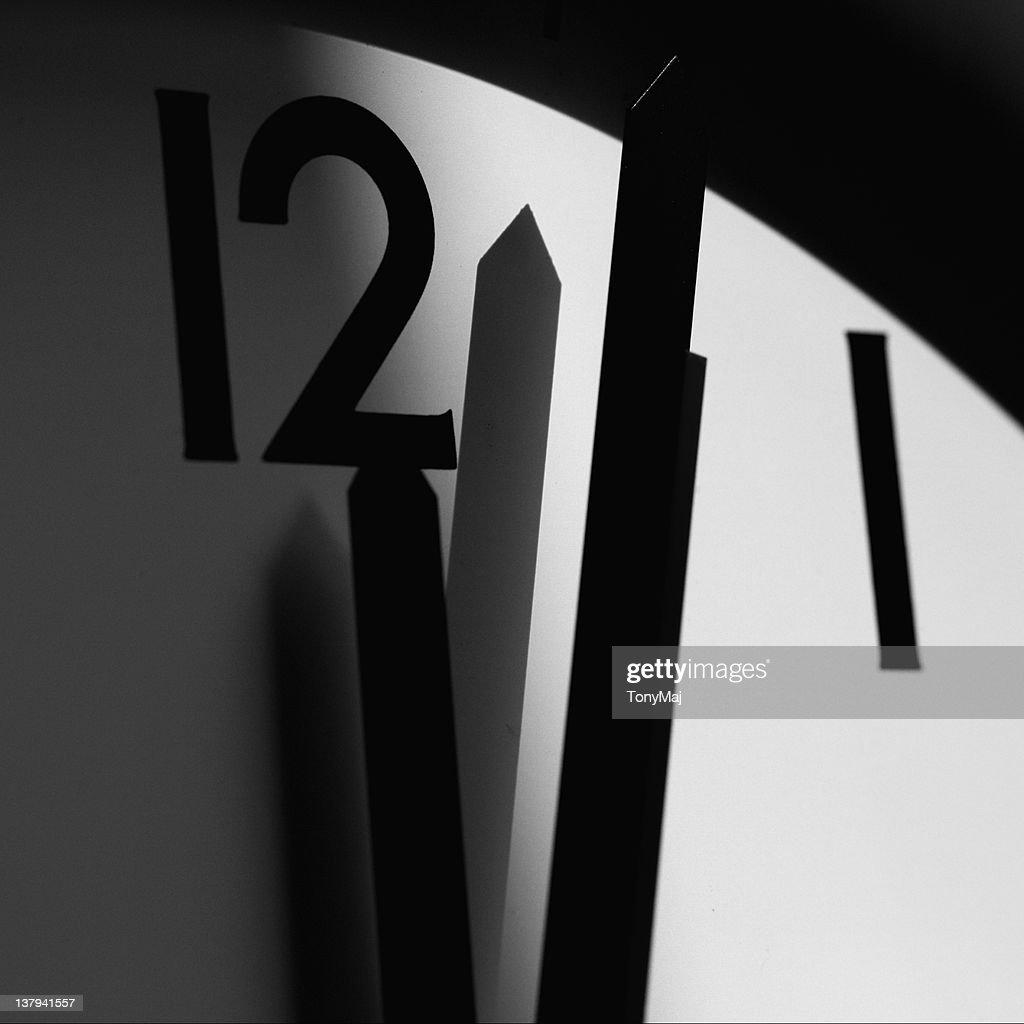 Analogue clock : Stock Photo