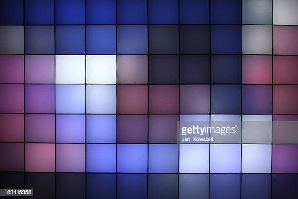 analogue pixel background