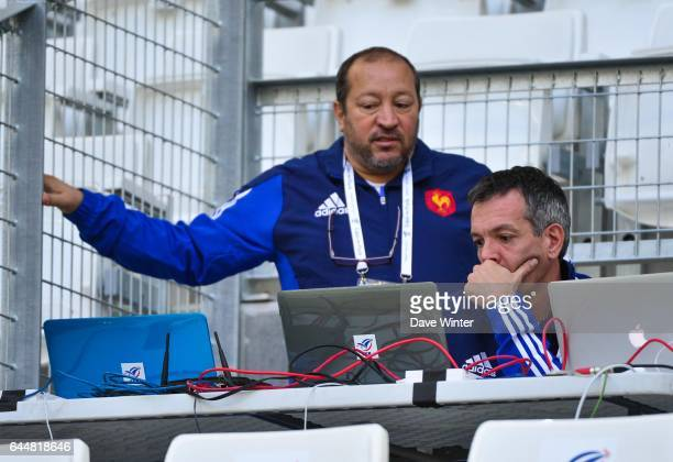 Analyse Video France / Fidji Test Match Marseille Photo Dave Winter / Icon Sport