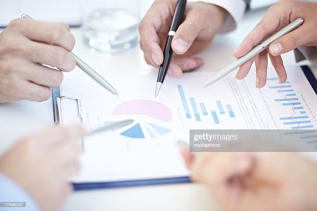 Analysis of financial report