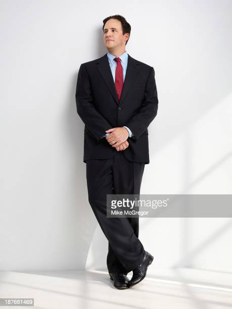 Analyst for Morgan Stanley Ben Swinburne is photographed for Institutional Investor Magazine on September 12 2013 in New York City PUBLISHED IMAGE