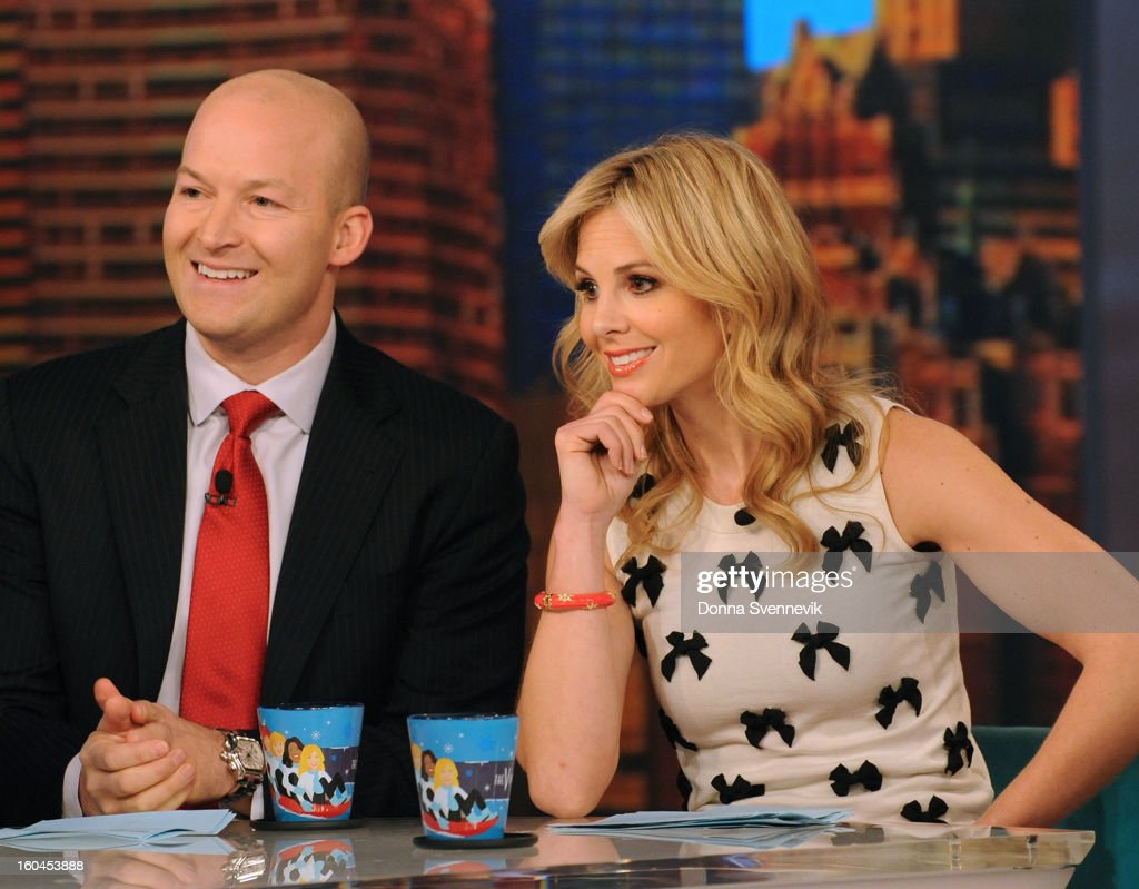"THE VIEW - (airs 2.1.13) ESPN analyst Tim Hasselbeck, husband to ""The View"" co-host Elisabeth Hasselbeck, guest co-hosts ""Guy Day Friday""; ""Real Housewives'"" Lisa Vanderpump (""Vanderpump Rules""), Stassi Schroeder and Schaeana Marie; gearing up for the Super Bowl.on 'The View.' 'The View' airs Monday-Friday (11:00 am-12:00 pm, ET) on the ABC Television Network. HASSELBECK"