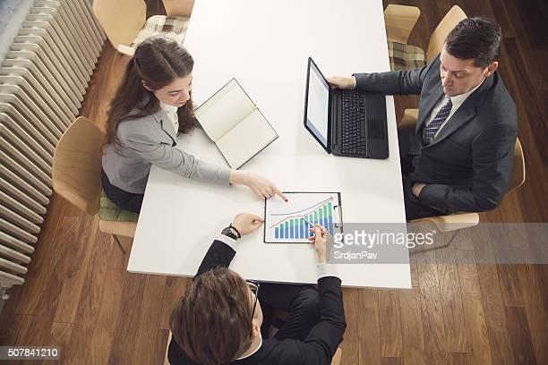 Analizzando statistiche finanziarie