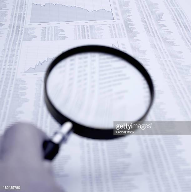 Analyser le marché boursier à travers une loupe