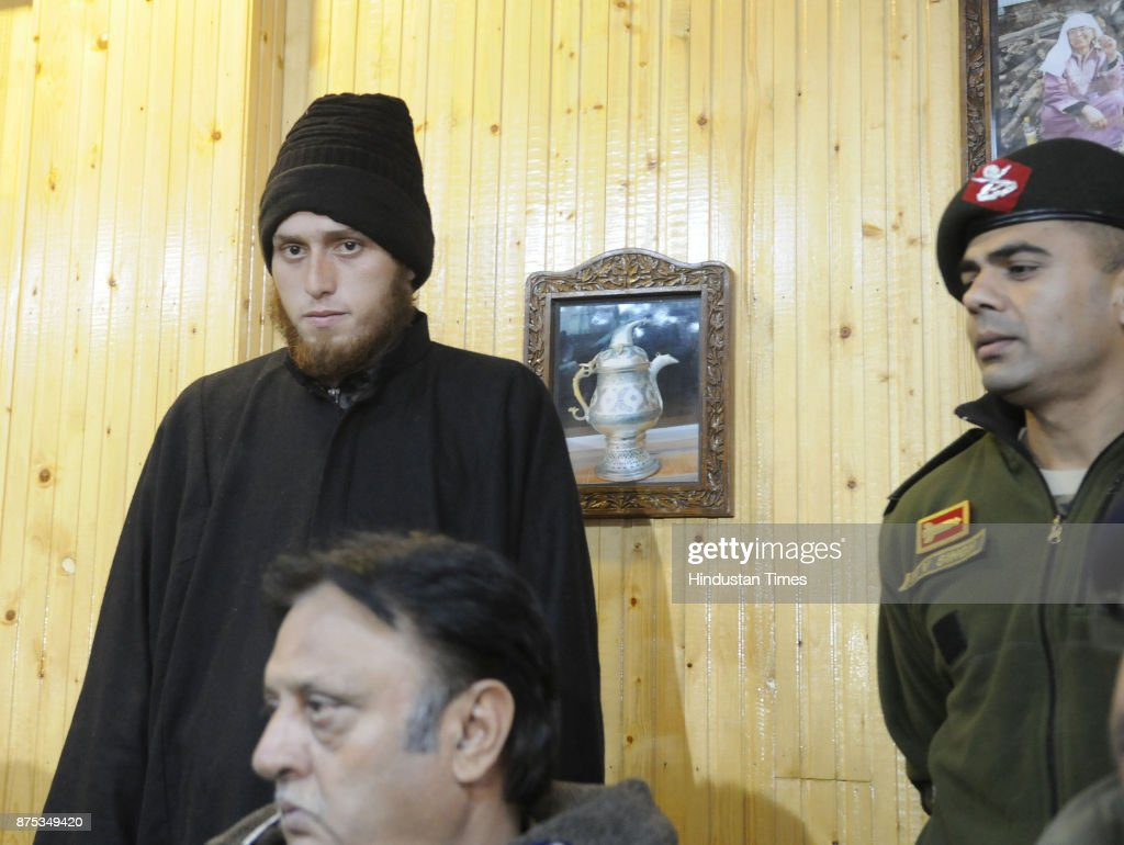 After Social Media Campaign, Kashmiri Footballer Majid Khan, Who Joined Lashkar, Surrenders