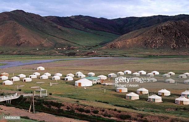 Anar Ger Camp.