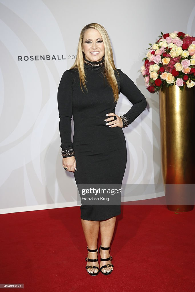 <a gi-track='captionPersonalityLinkClicked' href=/galleries/search?phrase=Anastacia&family=editorial&specificpeople=202954 ng-click='$event.stopPropagation()'>Anastacia</a> attends the Rosenball 2014 on May 31, 2014 in Berlin, Germany.