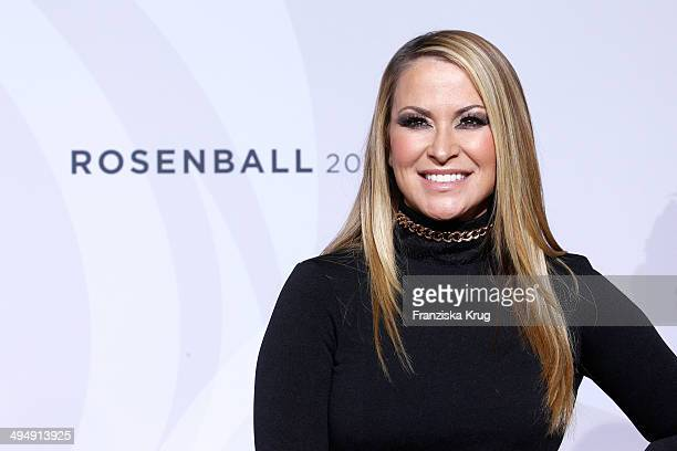 Anastacia attends the Rosenball 2014 on May 31 2014 in Berlin Germany