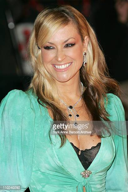 Anastacia during 2005 NRJ Music Awards Arrivals at Palais des festivals in Cannes France