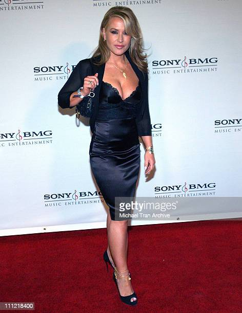 Anastacia during 2006 Sony/BMG GRAMMY After Party at Roosevelt Hotel in Hollywood California United States