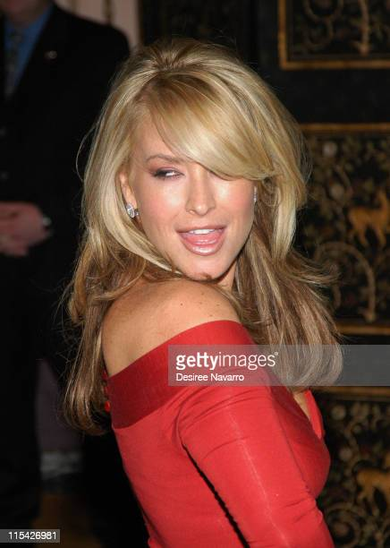 Anastacia during The Breast Cancer Research Foundation Presents 'The Very Hot Pink Party' April 10 2006 at Waldorf Astoria in New York City New York...