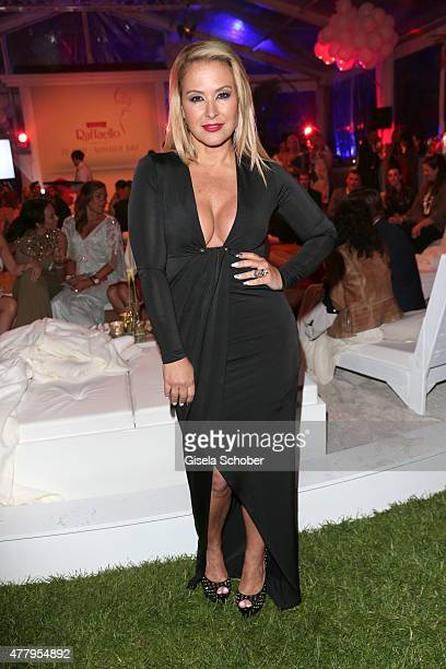 Anastacia during the Raffaello Summer Day 2015 to celebrate the 25th anniversary of Raffaello on June 20 2015 in Berlin Germany