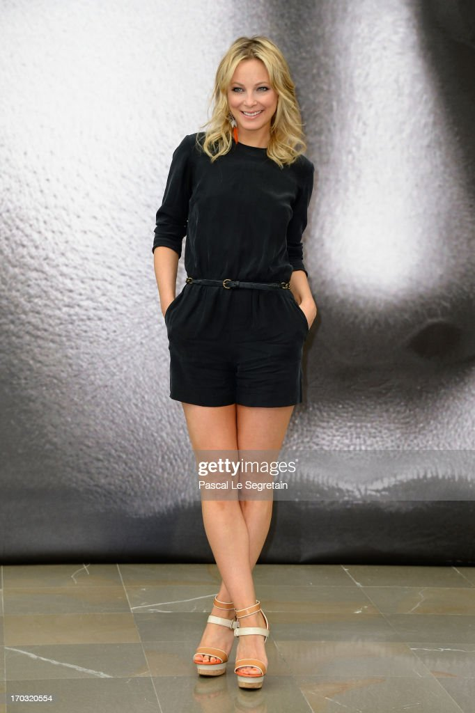 <a gi-track='captionPersonalityLinkClicked' href=/galleries/search?phrase=Anastasia+Griffith&family=editorial&specificpeople=2984982 ng-click='$event.stopPropagation()'>Anastasia Griffith</a> poses at a photocall during the 53rd Monte Carlo TV Festival on June 10, 2013 in Monte-Carlo, Monaco.