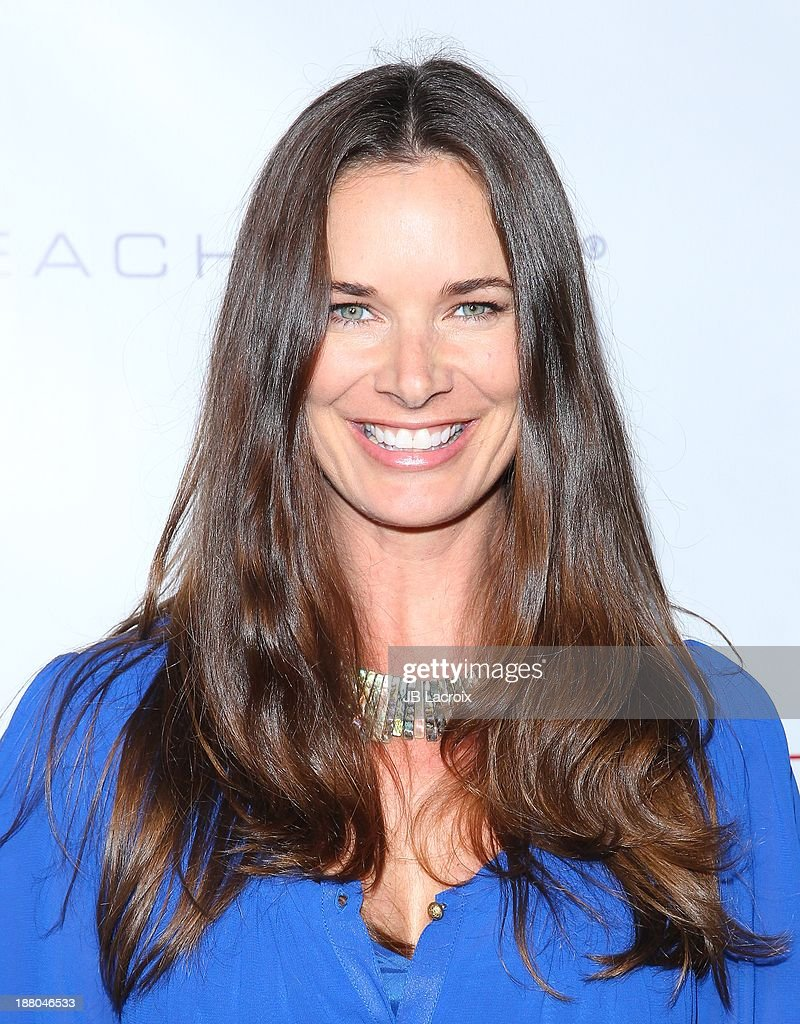 Anastasia Roark attends the 6th Annual GO GO Gala at Bel Air Bay Club on November 14, 2013 in Pacific Palisades, California.