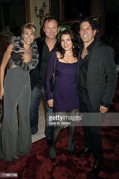 Anastasia Webster Gary Kemp Lauren Kemp and Stephen Webster attend the VIP party hosted by jeweller Stephen Webster to celebrate 30 years of his...