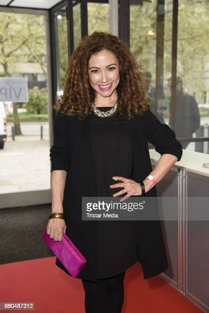 Anastasia Zampounidis attends the Victress Awards Gala 2017 on May 8 2017 in Berlin Germany