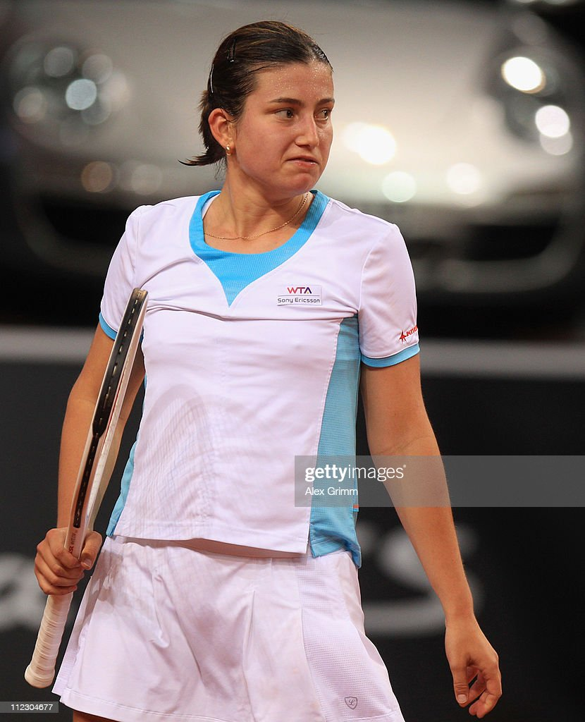 Porsche Tennis Grand Prix - Day One
