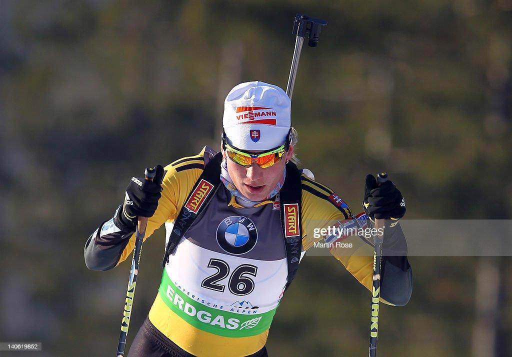 Biathlon World Championships 1985 #