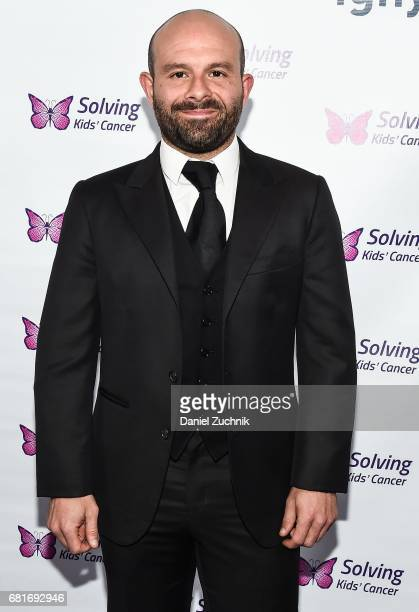 Anatol Yusef attends the Solving Kids' Cancer Spring Celebration 10 Years of Hope and Healing at Mandarin Oriental New York on May 10 2017 in New...