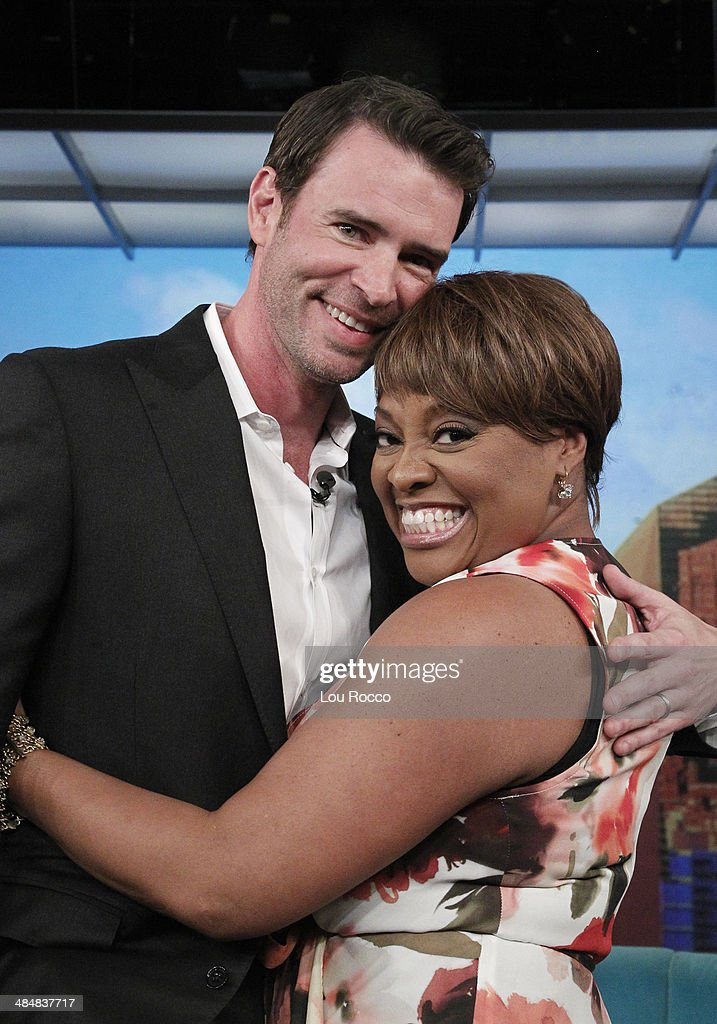 THE VIEW CNN anchor Don Lemon guest cohosts Scott Foley Todd Julie Savannah and Chase Chrisley ABC News Claire Shipman author The Confidence Code...