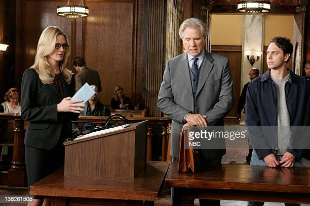UNIT 'Anchor' Episode 11007 Air Date Pictured Stephanie March as ADA Alexandra Cabot John Larroquette as Randall Carver Thomas Sadoski as Joe Thagard