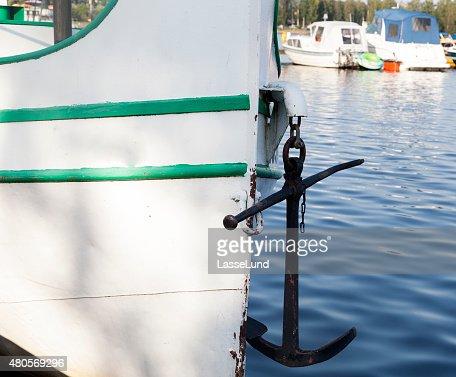 Anchor : Stock Photo