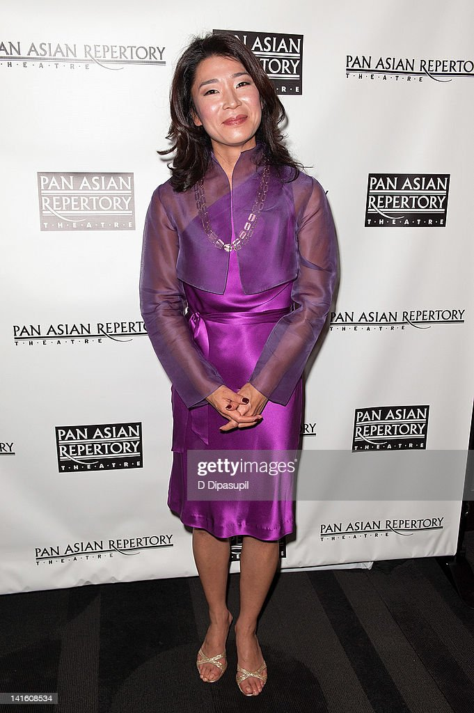 NY1 anchor/reporter Vivian Lee attends 'Legacy And Homecoming' the Pan Asian Repertory's 35th Anniversary Gala at The Edison Ballroom on March 19, 2012 in New York City.