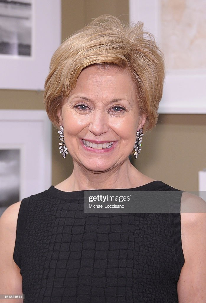 Anchorwoman Jane Pauley attends the Bailey House 30th Anniversary Gala at Pier 60 on March 28, 2013 in New York City.