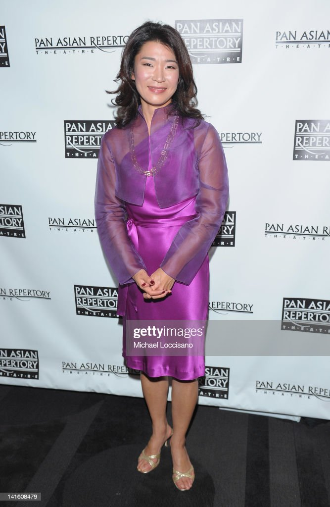 Anchorwoman Vivian Lee attends 'Legacy And Homecoming' the Pan Asian Repertory's 35th Anniversary Gala at The Edison Ballroom on March 19, 2012 in New York City.