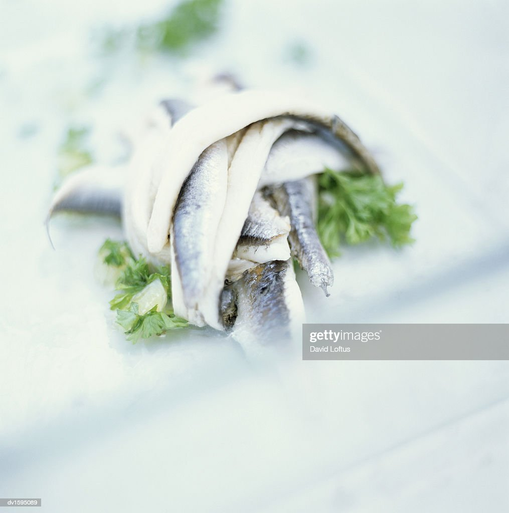 Anchovies and Parsley