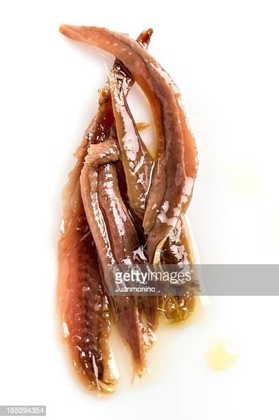 Anchovies in olio d'oliva