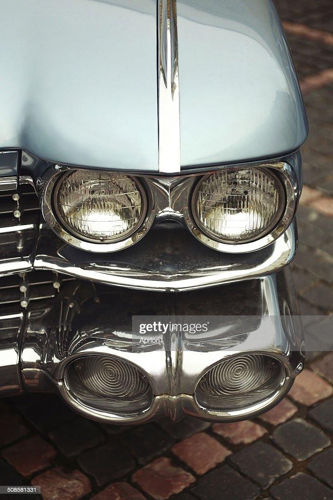Alte amerikanische bekannten Auto : Stock-Foto