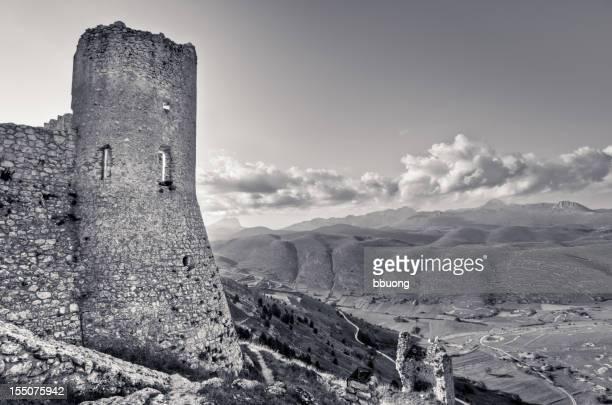 Ancient castle (HDR shot)