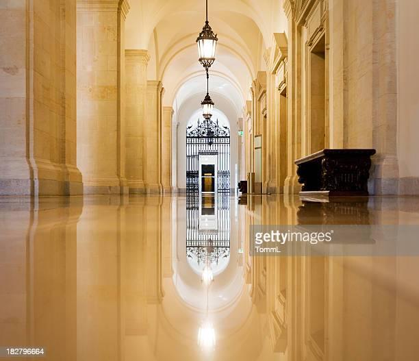 古代の廊下