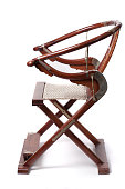 Ancient Folding Chair