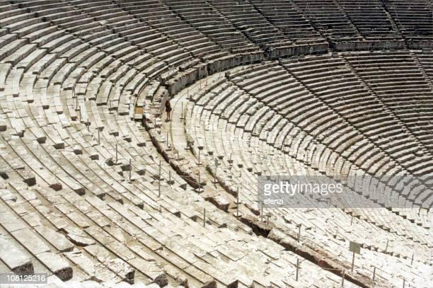 Antico anfiteatro greco e romano