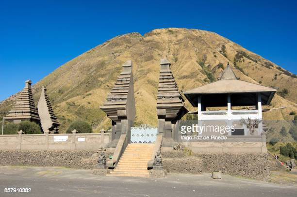 Ancient Hindu temple - Mount Bromo - Bromo Tengger Semeru National Park - Cemoro Lawang - Indonedia