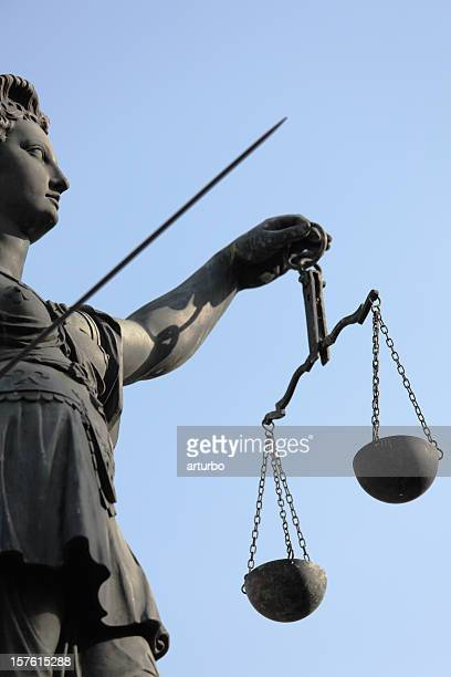 ancient Justitia