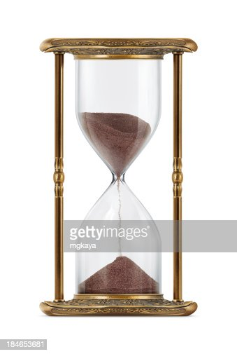 Ancient Looking Hourglass